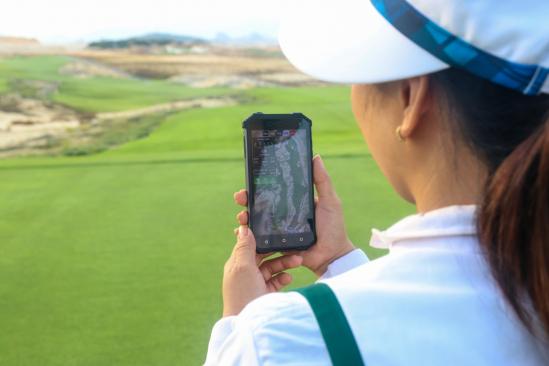 GPS KN Golf Links-Cam Ranh