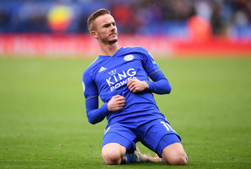 Cựu HLV Liverpool đang giúp Leicester chơi như đội bóng lớn