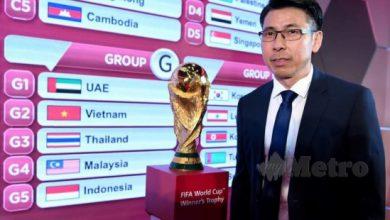 Photo of HLV Malaysia tuyên bố mạnh miệng trước trận gặp ĐT Việt Nam ở Mỹ Đình