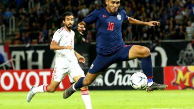 Photo of Thái Lan thắng UAE, vươn lên ngôi đầu bảng G