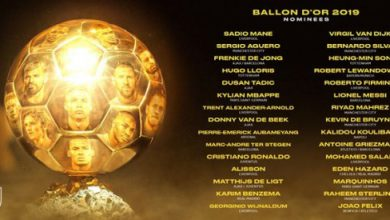 Photo of Messi và Ronaldo có tên trong đề cử Quả bóng Vàng 2019