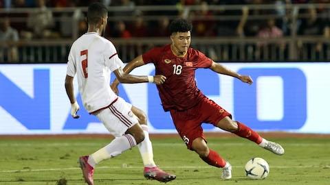 U22 VN - U22 UAE 1-1 d
