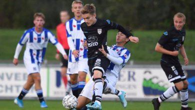 Photo of Văn Hậu chơi trọn 90 phút cho Jong Heerenveen