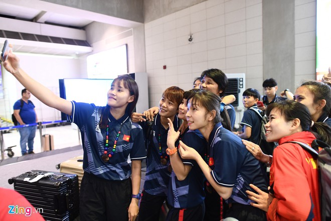 Tuyển nữ Việt Nam được hứa thưởng ngay sau mỗi trận thắng
