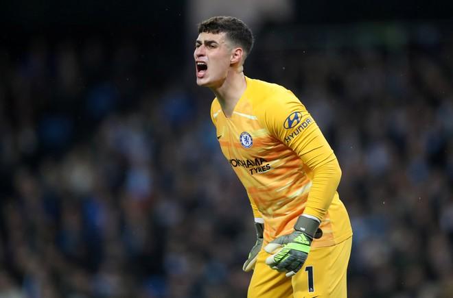 Chelsea thua ngược Man City dù Kante ghi bàn