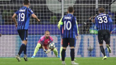 Photo of Man City hoà Atalanta trong ngày Kyle Walker trở thành thủ môn bất đắc dĩ