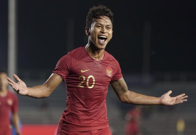 Osvaldo tỏa sáng, U22 Indonesia nhấn chìm Singapore