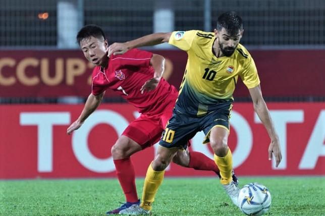 Al Ahed đi vào lịch sử khi vô địch AFC Cup