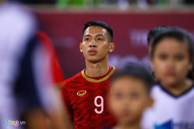 HLV Park tiếp tục tráo số áo tuyển Việt Nam khi gặp Thái Lan