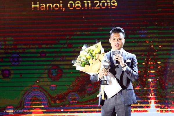 HLV Park Hang-seo, Quang Hải, ĐT Việt Nam thâu tóm giải thưởng AFF 2019