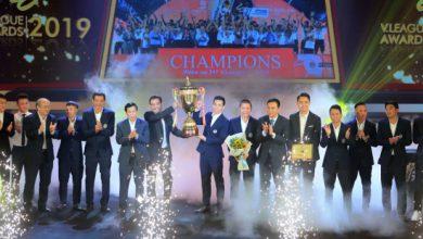 Photo of Tôn vinh những cá nhân, tập thể xuất sắc của mùa bóng V.League 2019