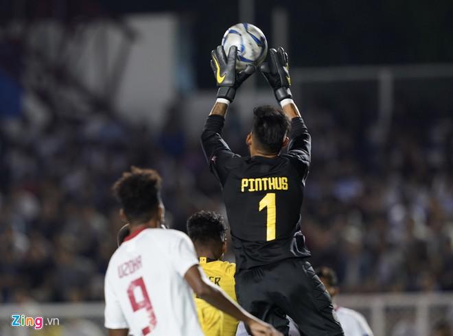 Thắng Malaysia 1-0, U22 Philippines mở ra cơ hội vào bán kết