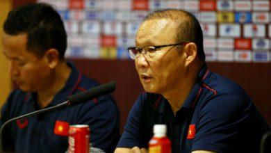 Photo of HLV Park Hang Seo yêu cầu ĐT Việt Nam nhanh chóng quên chiến thắng trước UAE