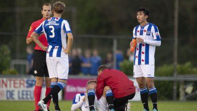Photo of Văn Hậu đá 90 phút trong trận thua 0-6 của Jong Heerenveen