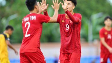 Photo of U22 Việt Nam giành chiến thắng đậm trước Brunei