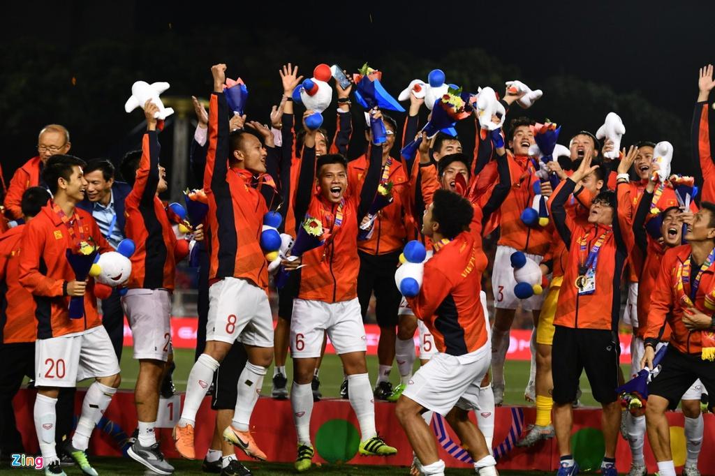 Chiến thắng hoàn hảo của U22 Việt Nam