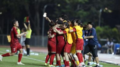 Photo of Thắng Philippines 2-0, đội tuyển nữ Việt Nam gặp lại Thái Lan ở trận chung kết