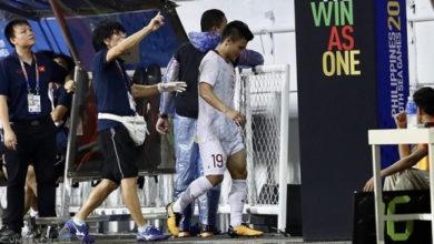 Photo of Quang Hải bị chấn thương cơ đùi, bỏ lỡ trận quyết định với U22 Thái Lan