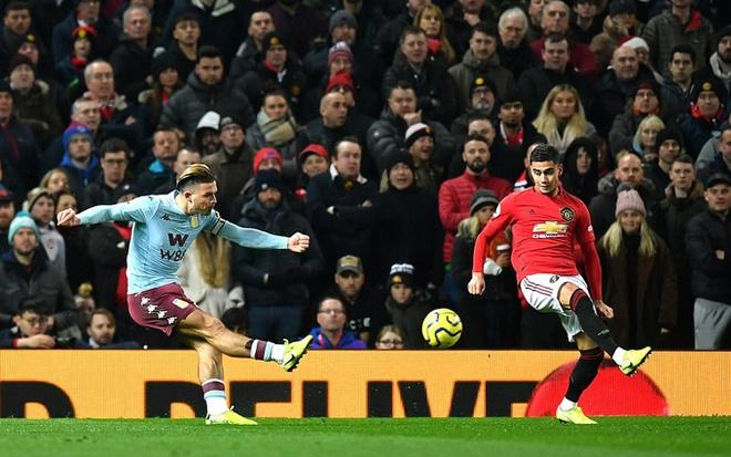Man United hòa 2-2 với Aston Villa ngay tại Old Trafford