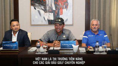 Photo of PGA Michael Campbell đến Việt Nam mang theo sứ mệnh nâng tầm golf Việt
