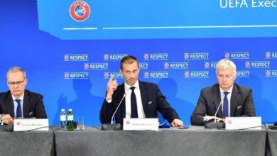 Photo of UEFA công bố thêm giải đấu mới ở cấp CLB