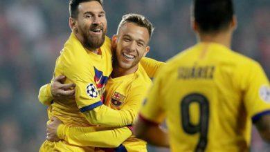 Photo of Liverpool thị uy sức mạnh, Barca thắng nhọc tại Champions League