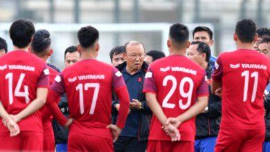 Photo of ĐT Việt Nam tập kín trước ngày đấu Malaysia