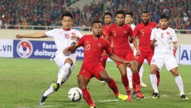 Photo of Thay đổi địa điểm thi đấu trận Indonesia vs Việt Nam tại Vòng loại World Cup 2022