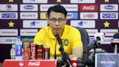 Photo of HLV Tan Cheng Hoe bỏ tham dự họp báo sau trận thua ĐT Việt Nam