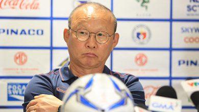 Photo of HLV Park Hang Seo cẩn trọng với những trận đấu tiếp theo