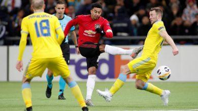 Photo of Đội hình trẻ của M.U thất bại trước Astana