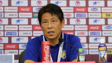 Photo of HLV Nishino thừa nhận gặp áp lực trước trận đấu với Việt Nam