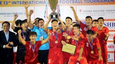 Photo of U21 Tuyển chọn Việt Nam vô địch Giải U21 quốc tế 2019