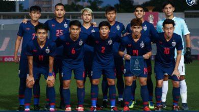 Photo of U22 Thái Lan bổ sung 4 ngôi sao để thi đấu tại SEA Games 30