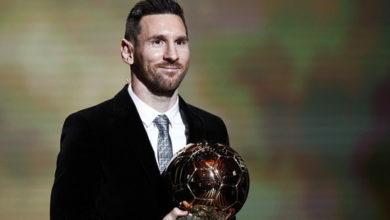 Photo of Messi giành Quả bóng vàng 2019