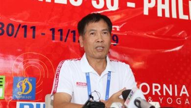 Photo of Trưởng đoàn Trần Đức Phấn tin đội tuyển U22 sẽ giành HCV
