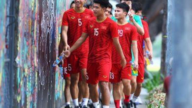 Photo of U22 Việt Nam chờ quyết định của BTC SEA Games trước bão Kammuri