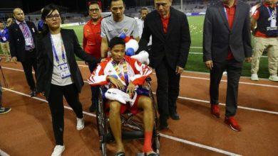 Photo of Văn Hậu xin lỗi Evan Dimas sau chung kết SEA Games