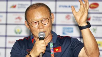 Photo of HLV Park Hang Seo khát khao giành HCV SEA Games