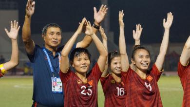 Photo of HLV trưởng Mai Đức Chung: 'Tôi chúc mừng toàn đội đã giành thắng lợi vẻ vang'